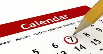 Calendario Eventi LILT