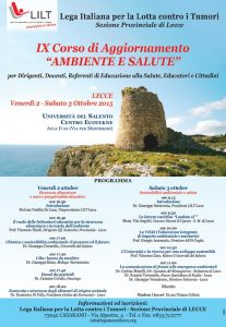 forum ambientesalute 2015