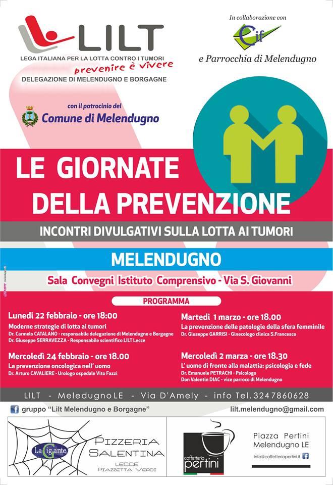 I seminari della Prevenzione
