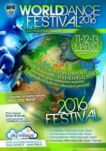 Lecce World Dance Festival – LILT partner nell'Area della Solidarietà con le Uova di Pasqua a sostegno del Centro Ilma