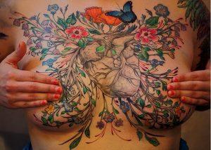Tattoo ? No, I don't like it.