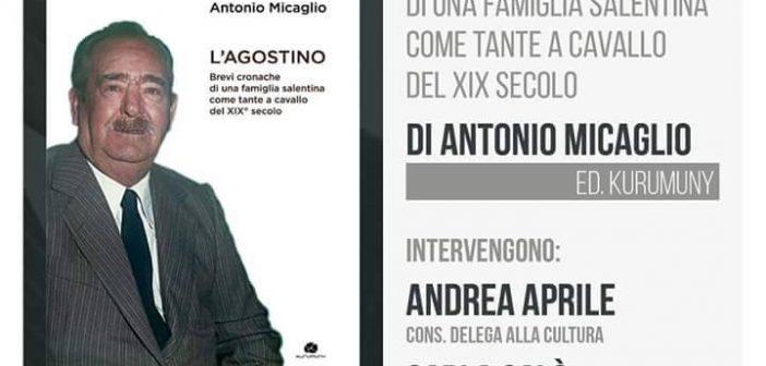 10/09 Martano: L'Agostino – brevi cronache di una famiglia salentina