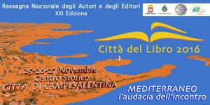 25-26/11 Campi Salentina: LILT Scuole lab alla XXI ed. Città del libro