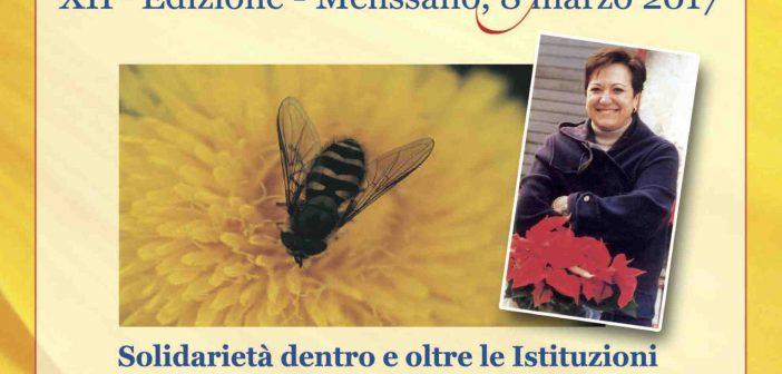 8/03 Melissano: XII ed. Premio Flavia Inguscio