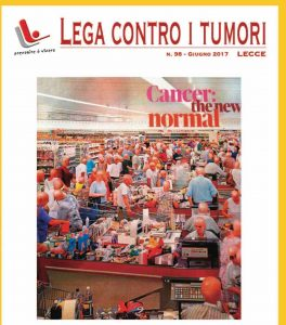 Rivista LILT Lecce n. 98 – Cancer: The New Normal