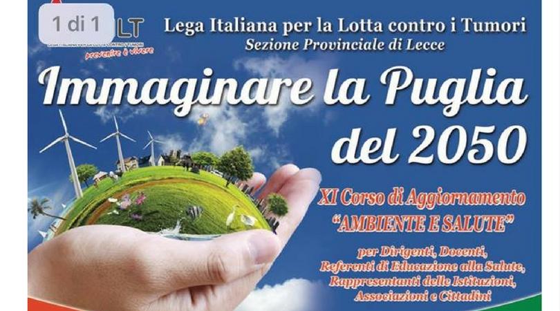 14/10 Lecce: Ambiente e Salute XI Corso di aggiornamento