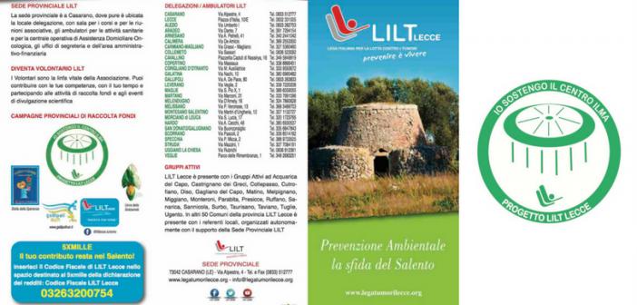I servizi ed i progetti LILT nel Salento