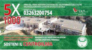 CAMPAGNA 5×1000: il Centro Ilma ha bisogno del Tuo contributo!