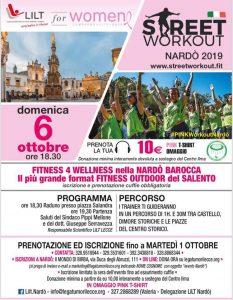 6/10 Nardò – Street Workout in Rosa