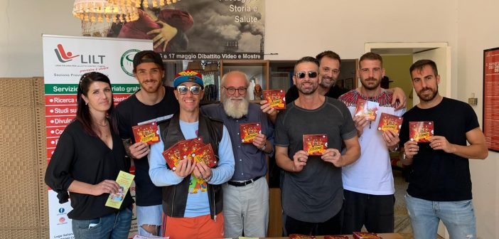 LECCE – Il cd LECCESIONATI a sostegno degli SGPT del Salento